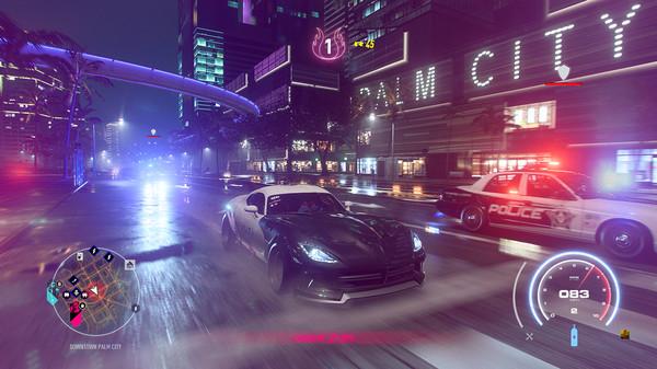 Скриншот №5 к Need for Speed™ Heat — ключи к карте