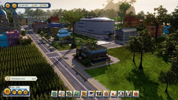 Скриншот №1 к Tropico 6 - Lobbyistico