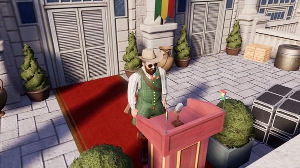 Скриншот №7 к Tropico 6 - Lobbyistico