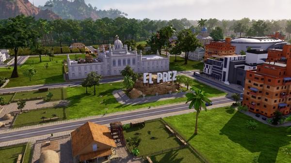 Скриншот №8 к Tropico 6 - Lobbyistico