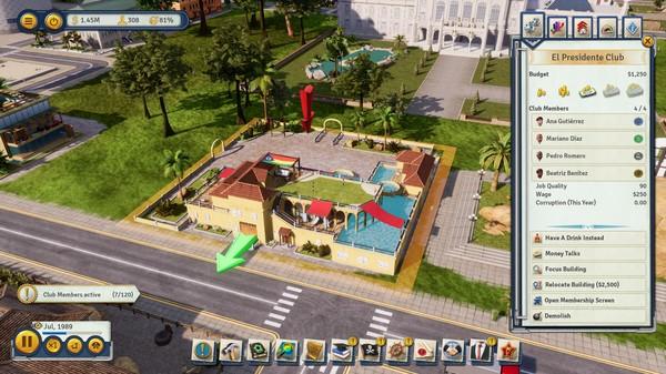Скриншот №2 к Tropico 6 - Lobbyistico