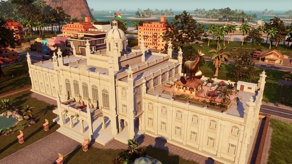 Скриншот №4 к Tropico 6 - Lobbyistico