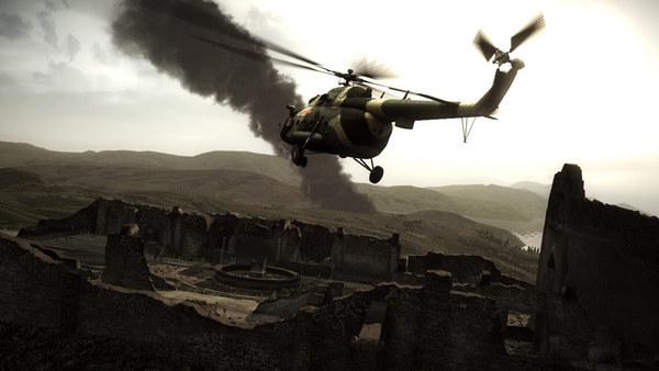 скриншот Operation Flashpoint: Dragon Rising 1