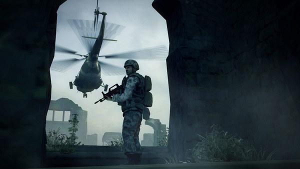 скриншот Operation Flashpoint: Dragon Rising 0
