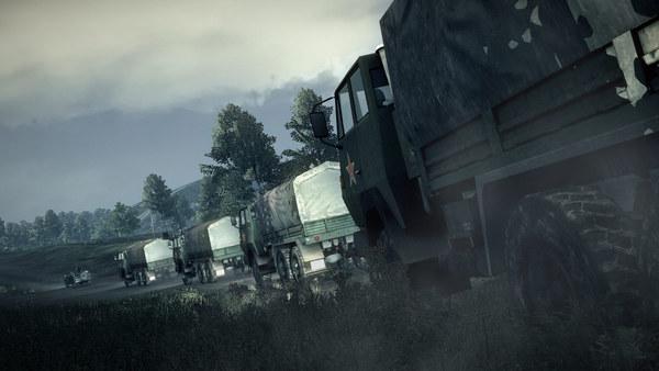 скриншот Operation Flashpoint: Dragon Rising 2