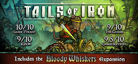 Tails of Iron Cover Image