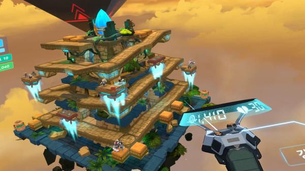 Скриншот №5 к Project RTD Random Tower Defense VR