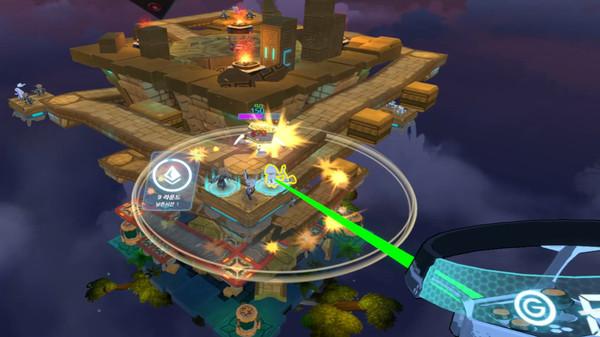 Скриншот №9 к Project RTD Random Tower Defense VR
