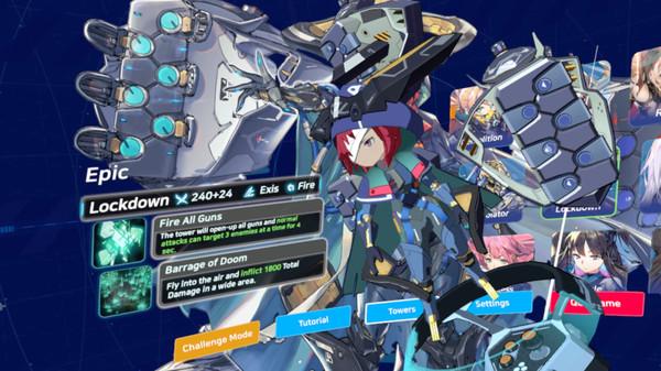 Скриншот №2 к Project RTD Random Tower Defense VR