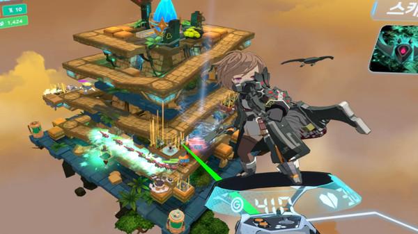 Скриншот №8 к Project RTD Random Tower Defense VR