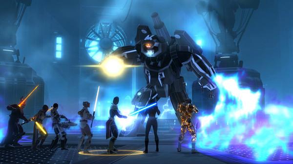 Скриншот №3 к STAR WARS™ The Old Republic™