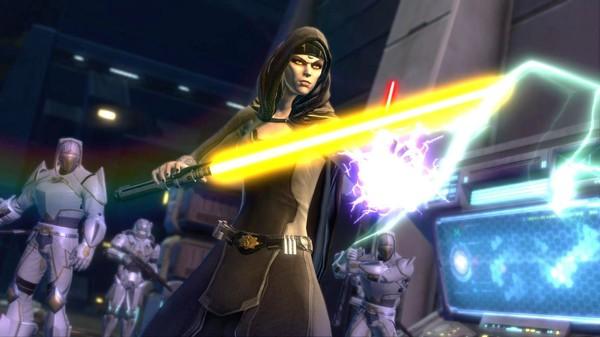 Скриншот №4 к STAR WARS™ The Old Republic™