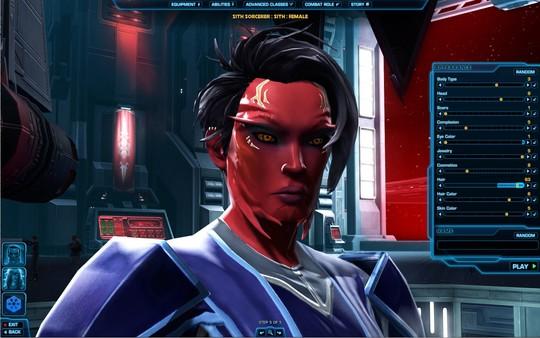 Скриншот №5 к STAR WARS™ The Old Republic™