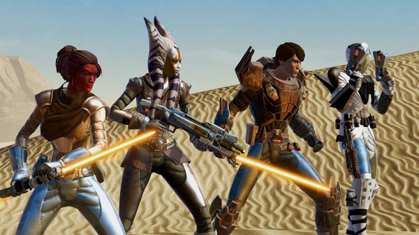 Скриншот №2 к STAR WARS™ The Old Republic™