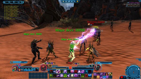 Скриншот №7 к STAR WARS™ The Old Republic™