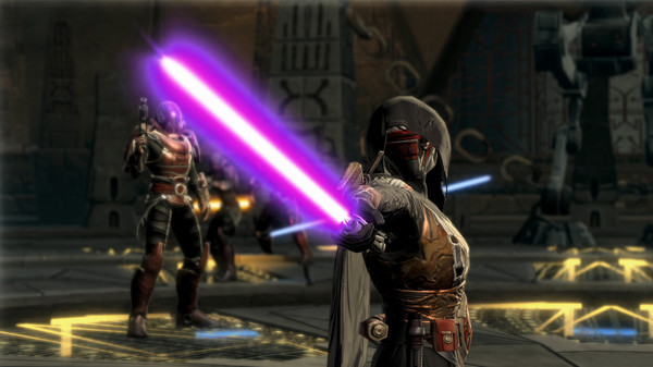 Star Wars: The Old Republic скриншот