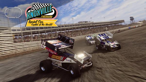 Скриншот №1 к Tony Stewarts Sprint Car Racing - Knoxville Raceway Unlock_Knoxville
