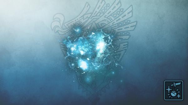 Скриншот №1 к Monster Hunter World Iceborne - Кулон громовые жуки