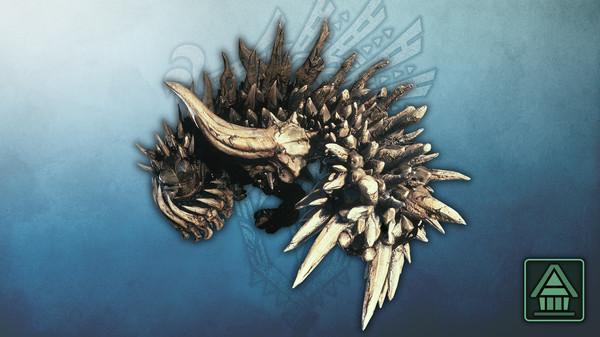 Скриншот №1 к Monster Hunter World Iceborne - Фигурка чудовища MHWI радобаан