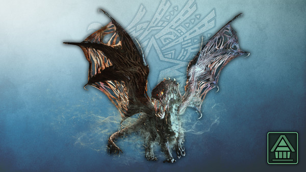 Скриншот №1 к Monster Hunter World Iceborne - Фигурка чудовища MHWI ваал-хазак