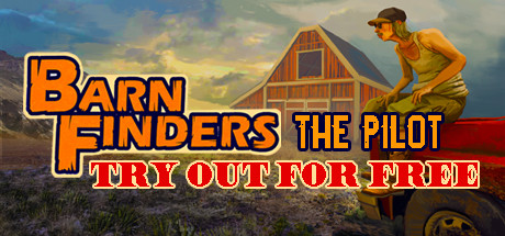 BarnFinders: The Pilot Cover Image