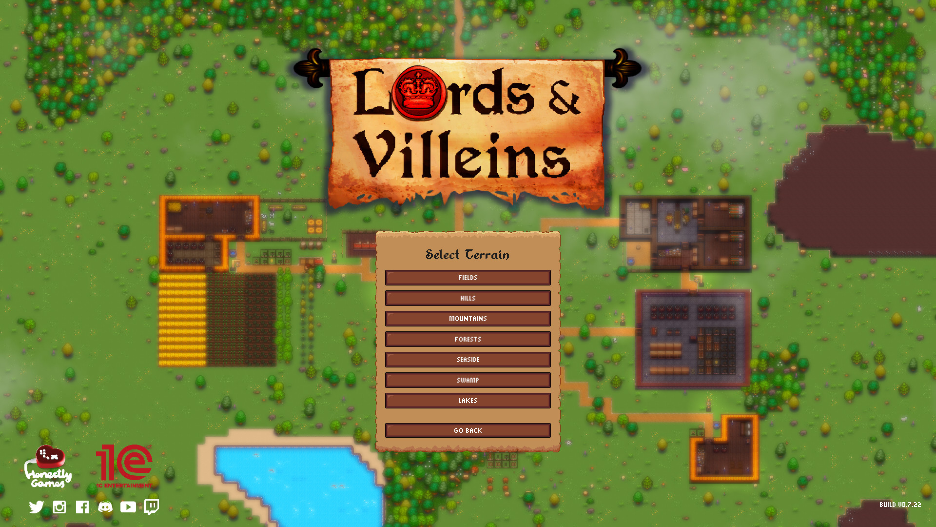 Lords and Villeins Free Download