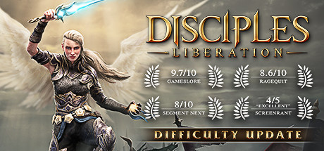 Image for Disciples: Liberation