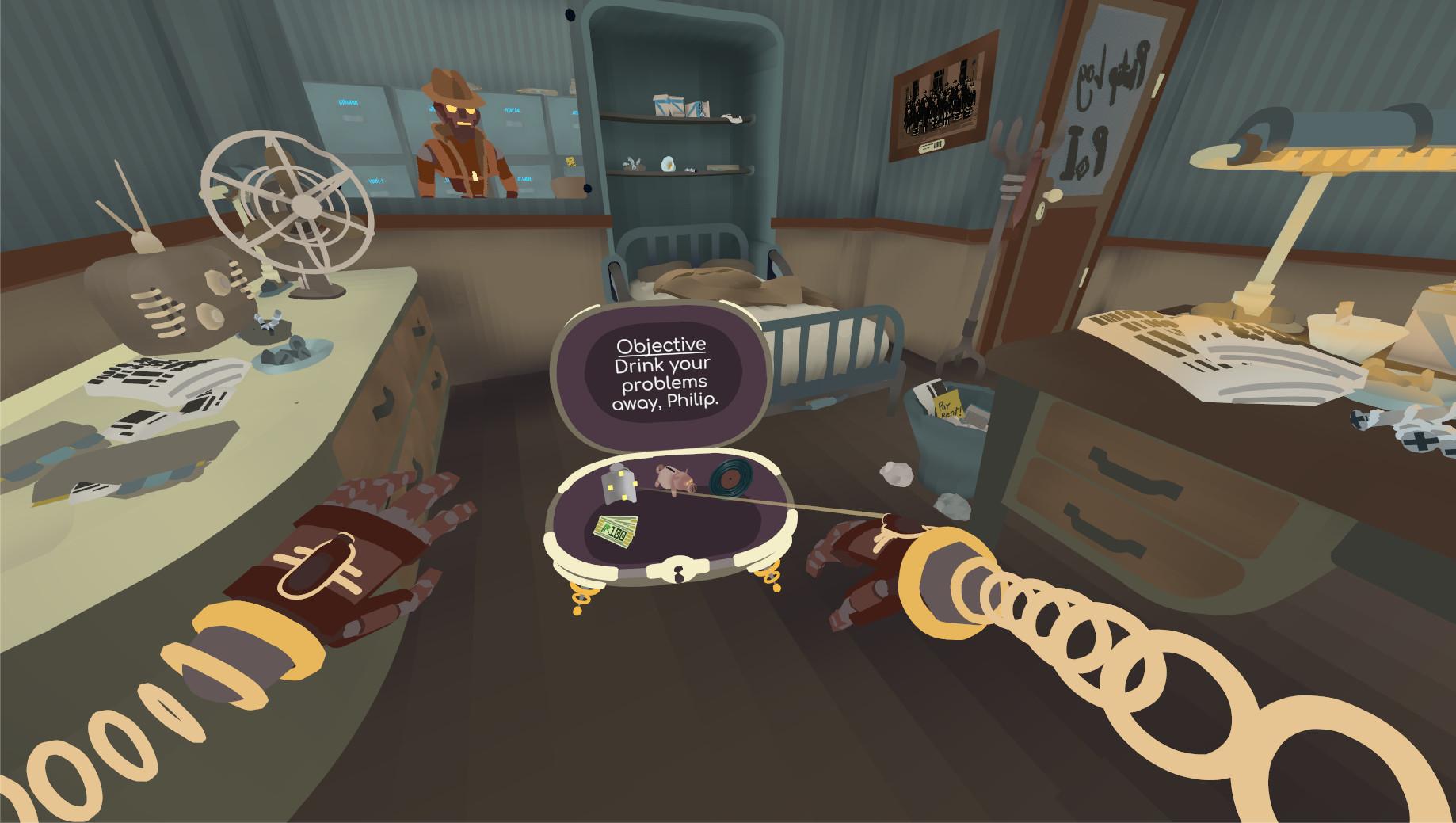 Oculus Quest 游戏《The Secret of Retropolis》复古都市的秘密插图(2)