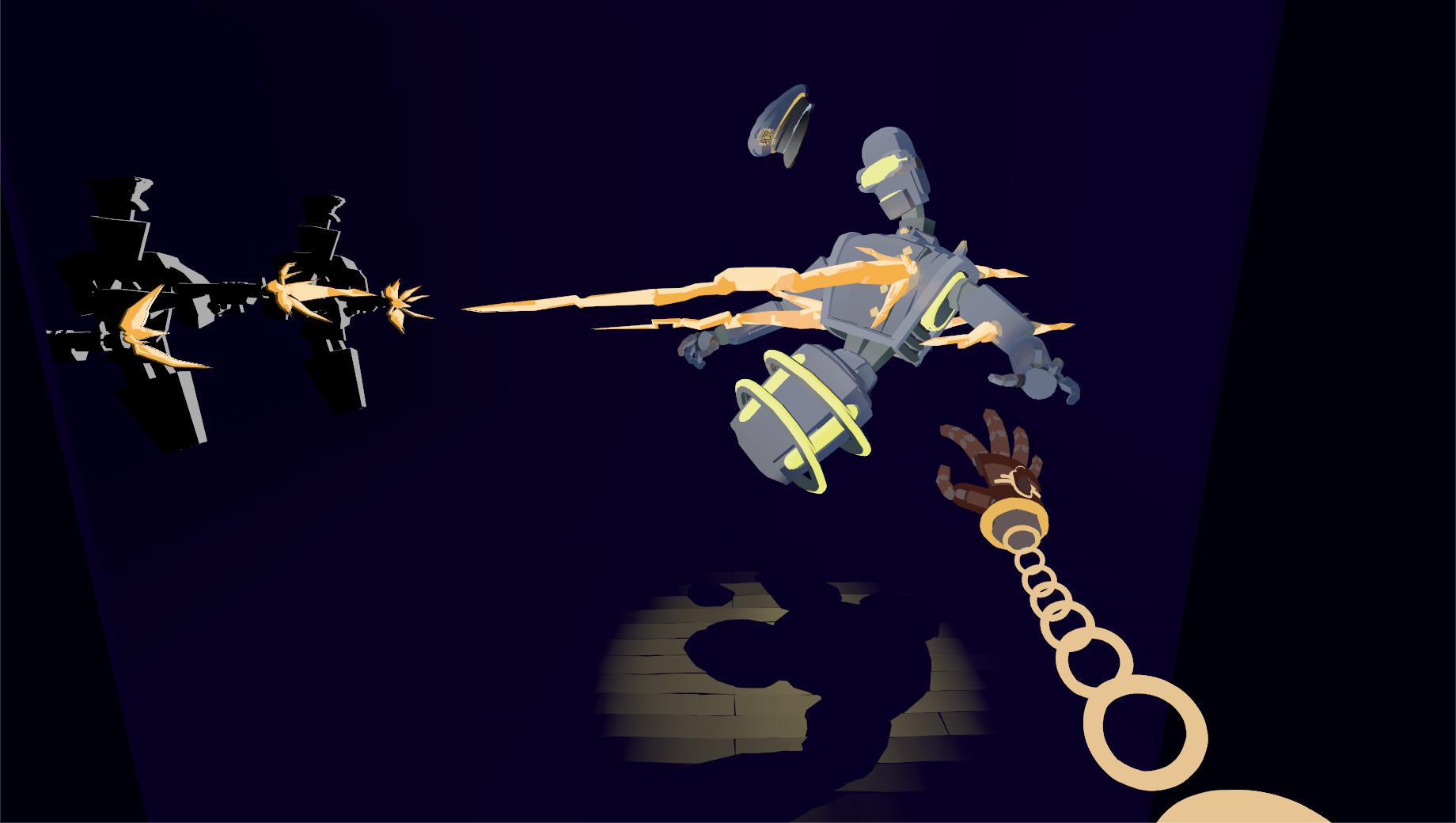 Oculus Quest 游戏《The Secret of Retropolis》复古都市的秘密插图(1)