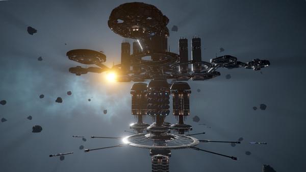 Скриншот №2 к X4 Cradle of Humanity