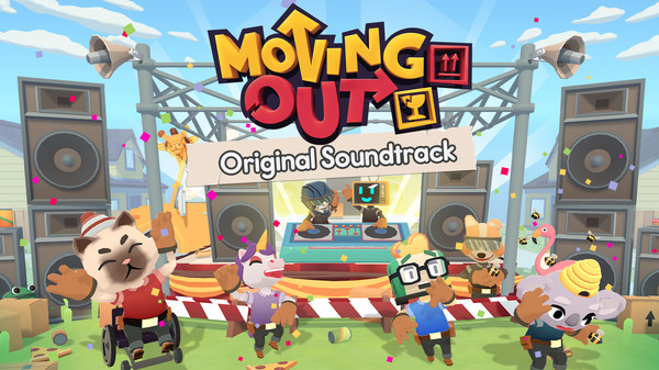 Скриншот №1 к Moving Out - Original Soundtrack