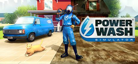 PowerWash Simulator Cover Image