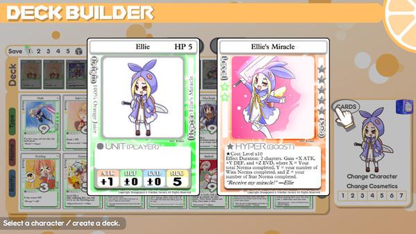 Скриншот №4 к 100 Orange Juice - Wanderer Pack