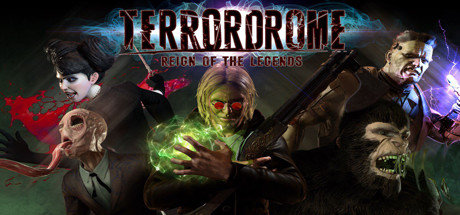 Terrordrome - Reign of the Legends Cover Image
