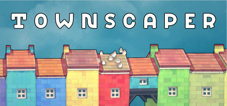 Townscaper Cover Image