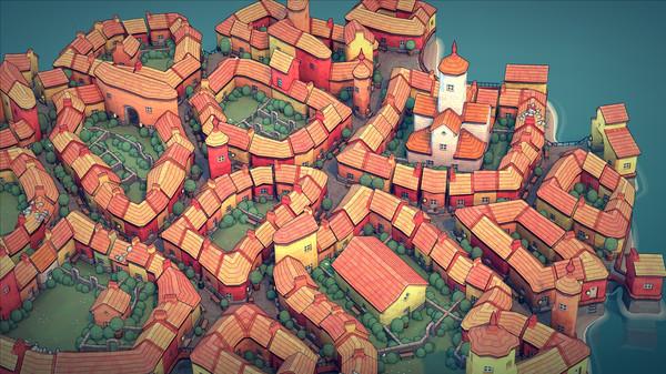 Скриншот №5 к Townscaper