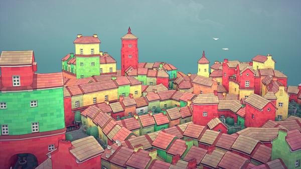 Скриншот №3 к Townscaper