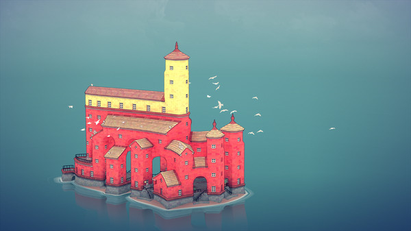 Скриншот №9 к Townscaper