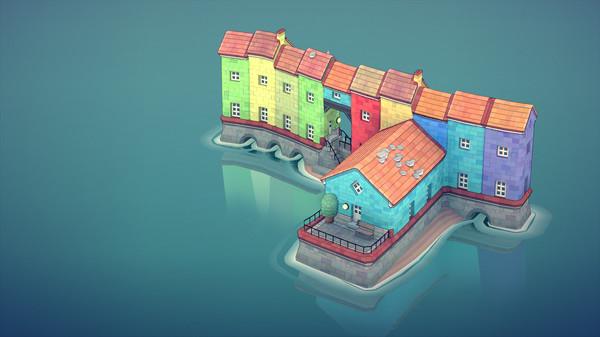 Скриншот №13 к Townscaper