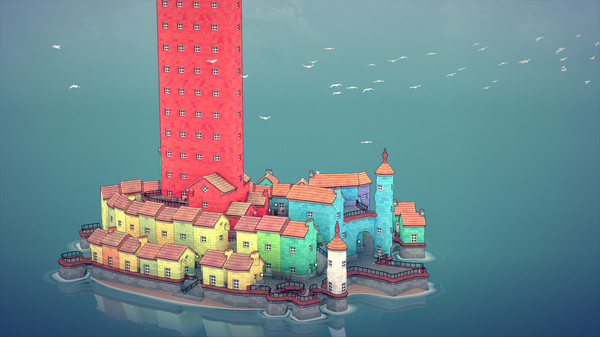 Скриншот №11 к Townscaper