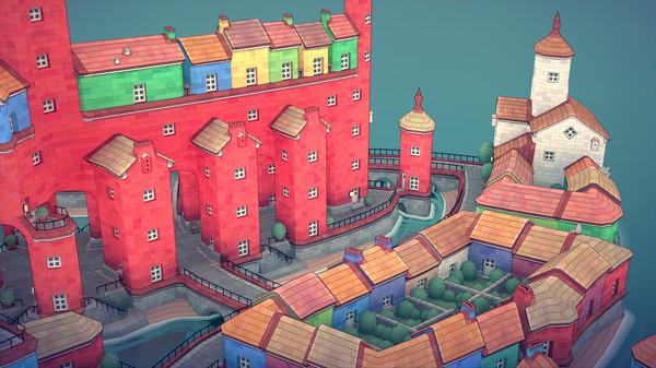 Скриншот №12 к Townscaper