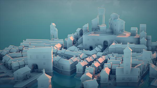 Скриншот №8 к Townscaper