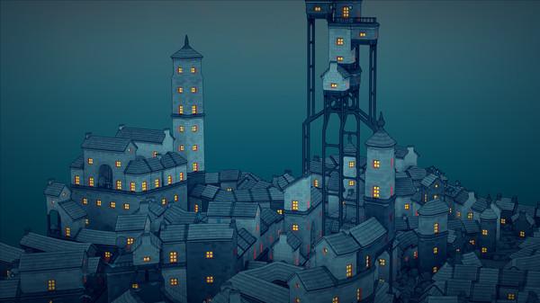 Скриншот №6 к Townscaper