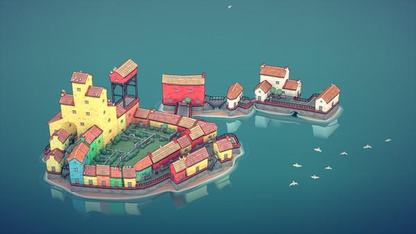 Скриншот №10 к Townscaper