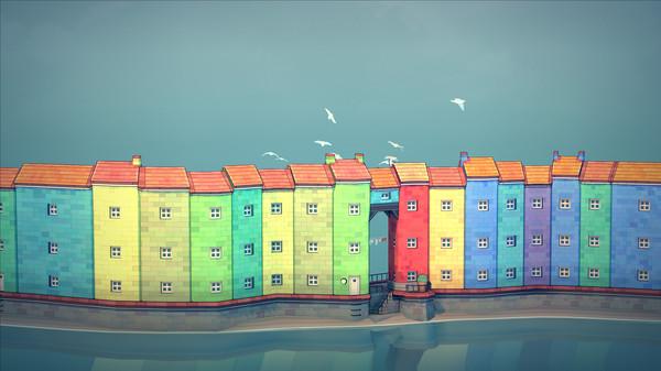 Скриншот №2 к Townscaper