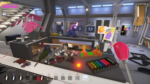 SuchArt: Genius Artist Simulator Screenshot 9