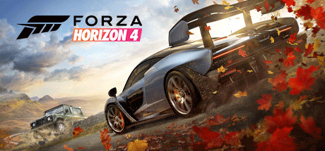 Forza Horizon 4 Cover Image