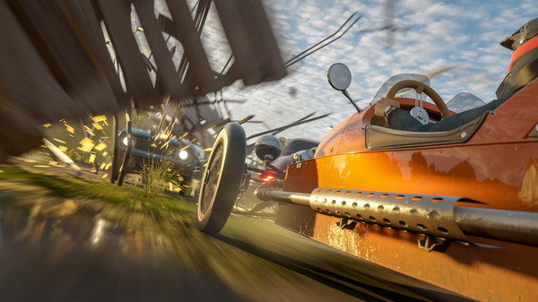 Скриншот №4 к Forza Horizon 4