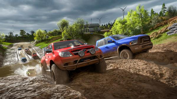 Скриншот №5 к Forza Horizon 4