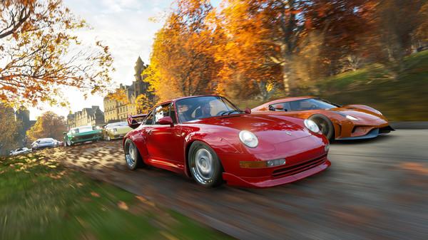 Скриншот №11 к Forza Horizon 4